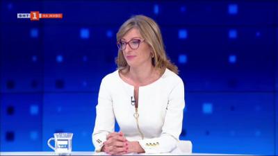 Министър Е. Захариева : Трябва да се вслушаме в исканията на младите хора на улицата