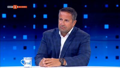 Сериозен ремонт в кабинета прогнозира Георги Харизанов