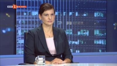 Д-р Дариткова: Без работещ парламент и правителство няма как да се решат проблемите, които ни очакват есента