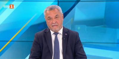 В. Симеонов: След вота партньорите от управляващата коалиция ще обсъждат промени в кабинета