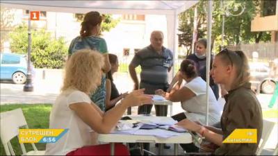 Подкрепа за бизнеса и за безработните в Русе