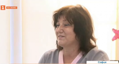 Среща с най-дълго практикуващата сестра в болница Св. Анна - Марина Правчанска