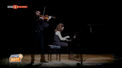 Пиантистката Мария Мартинова с нов албум през септември
