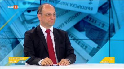 Николай Василев: В Брюксел договориха спасяването на Южна Европа от финансови затруднения