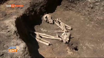 Находки на 8 000 години. Учени откриха останки от неолитно селище в Слатина