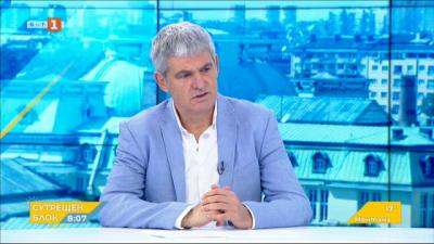 Пламен Димитров: Условия за включване на КНСБ в национални стачни действия няма