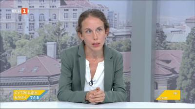 Д-р Савина Стоицова: Намалява броят на заразените с коронавирус в България в последната седмица