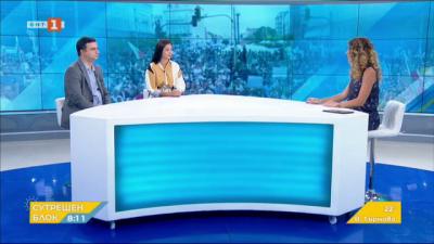 Властта и протестите. Коментар на Евелина Славкова и Борис Попиванов