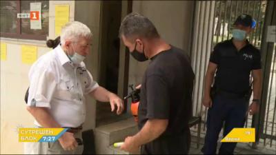 Забраниха достъпа за външни лица в болницата в Добрич