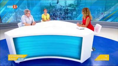 Протестите и властта - коментар на Мира Баджева и Борислав Зюмбюлев