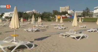 Заради липса на туристи затварят хотели в Албена