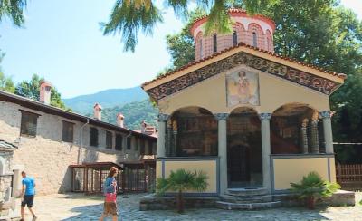 Реставрираха иконостаса на църквата Свети Никола в Бачковския манастир