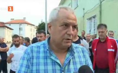 Протестиращи дървопреработватели в Гоце Делчев твърдят за злоупотреби в сектора