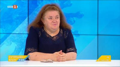 Проф. Радостина Александрова: Доста обещаващо е лечението с плазма