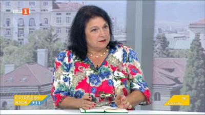 Доц. д-р Любомира Николаева-Гломб: Мутацията на коронавируса у нас е по-заразна, но по-малко смъртоносна