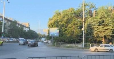 Протестиращи блокираха и кръстовището при Румънското посолство в столицата