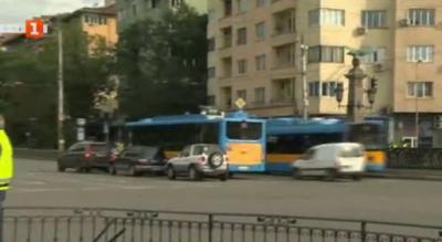 Възстановени са графикът и маршрутът на всички линии на градския транспорт в столицата