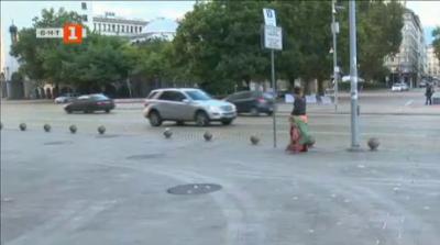 Възловите кръстовища в София остават отворени
