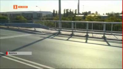 Започва ремонт на Аспаруховия мост във Варна
