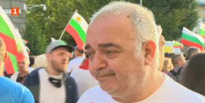 Арман Бабикян: Целта на протеста е сваляне на правителството и пресрочни избори