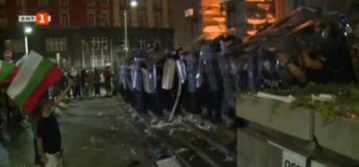 Атмосфера от столицата след вчерашните протести, обявени за народно въстание