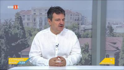 Д-р Симидчиев: Удължаване на епидемичната обстановка е по-скоро логистично-административна мярка