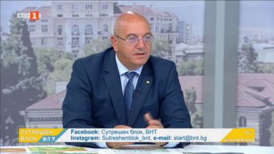 Емил Димитров: Подсигурили сме средства от ЕС и работим по програми, но не можем да построим водопроводи навсякъде