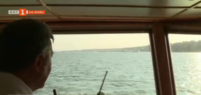 С кораба Русчук по Дунав