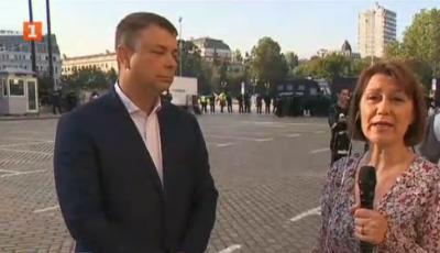 Александър Сабанов: Дано не се стигне до ескалация на напрежението