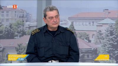 Гл. комисар Николов: Жълт код за пожарна опасност в Централна и Източна България