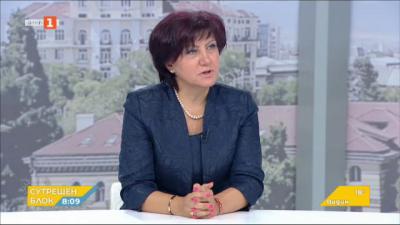 Цвета Караянчева: Искаме на 2 септевмври да имаме 120 подписа, за да не губим време