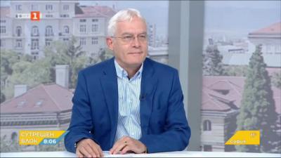 П. Салчев, управител на НЗОК: Досега касата е платила на болниците 4.453 млн. за лечение на COVID-19
