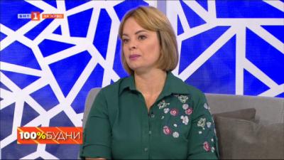 """Мариана Векилска, водещата на """"България в 60 минути"""""""