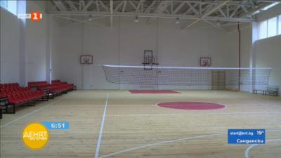 Нова спортна зала в Разград. Над 1000 ученици ще спортуват в нея