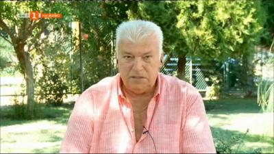 Христо Бонев за Локомотив Пловдив и по актуални теми