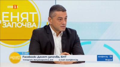 Красимир Янков: Корнелия Нинова не успя да консолидира партията