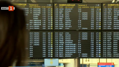 Отменени полети и резервации заради COVID-19