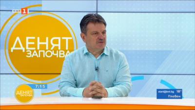 Д-р Симидчиев: За момента броят на заразените продължава да е под 200 на ден