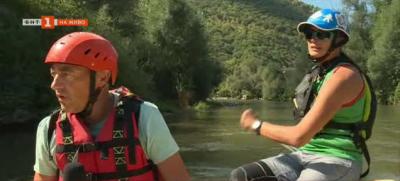 На рафтинг по река Струма
