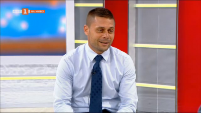 Разговор с Александър Димитров - селекционер на младежкия национален отбор по футбол