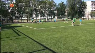 Футболът и децата от социалните грижи