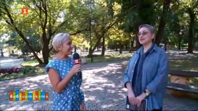 Паралелно - рубрика на Ина Иванова за литературния живот в Пловдив