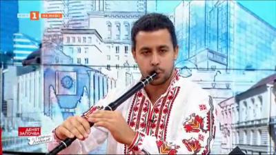 Магията на кавала - среща с Живко Василев