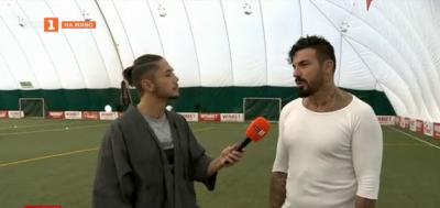 Благой Георгиев в търсене на млади футболни таланти