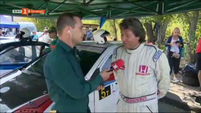 Пряко: автомобилно състезание в столицата