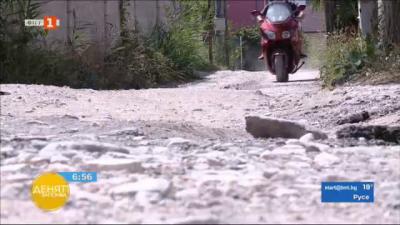Кв. Изгрев във Варна без пътища и канализация