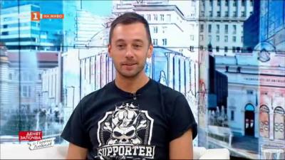 На сцената и пред камерата - актьорът Бойко Кръстанов