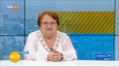 Проф. Аргирова: За втора вълна в България не можем да говорим, защото първата не е свършила