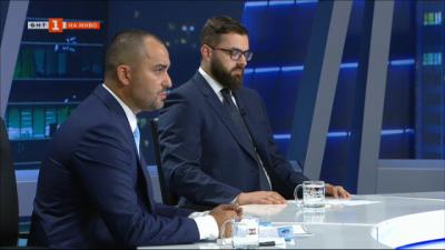 Изборните правила - позициите на Александър Иванов от ГЕРБ и Стоян Мирчев от БСП
