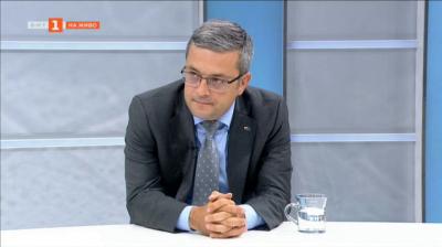 Биков: Нашата цел е България в края на тази година да има подсигурен бюджет за следващата